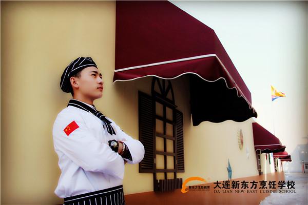 大连新东方就业学子-王翔