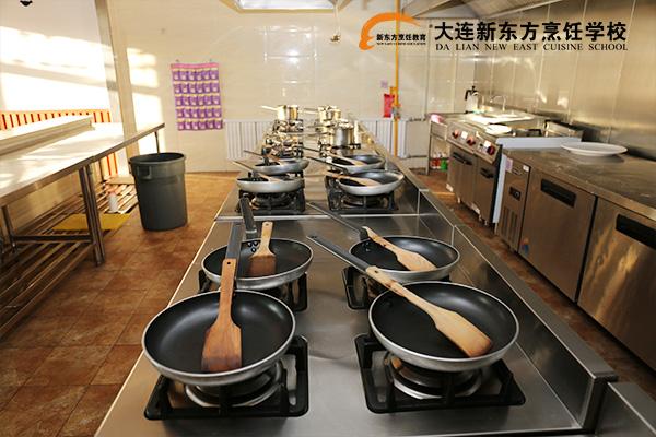 大连新东方西餐教室