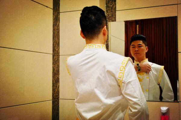 人物丨孙庆庆:那不是一套服装,而是一个梦想