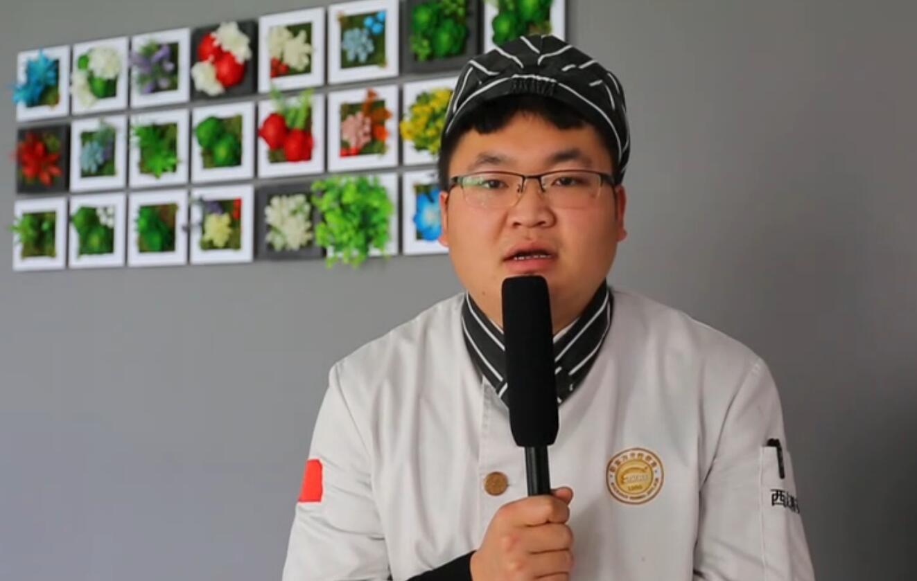 学西点——入得新东方,无悔厨艺生