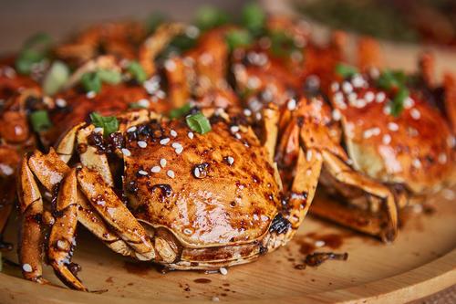 中餐菜谱营养师告诉你吃螃蟹的禁忌
