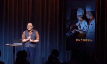 """深度解读""""新东方厨师学校的毕业生对学校100%满意"""""""