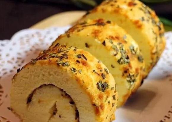 蛋糕肉松卷你也喜欢吃吗